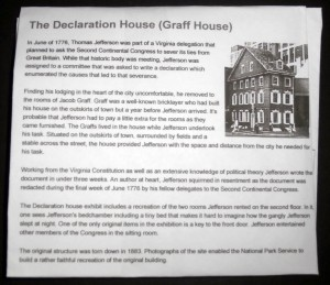Declaration House Photo